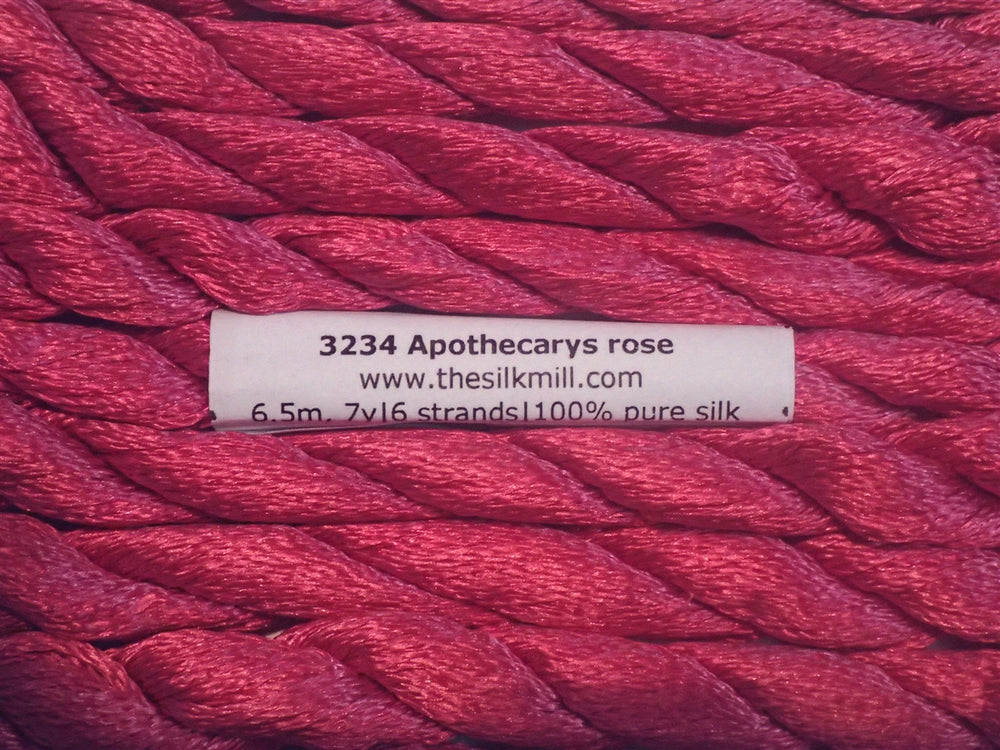 3234 Apothecary's Rose