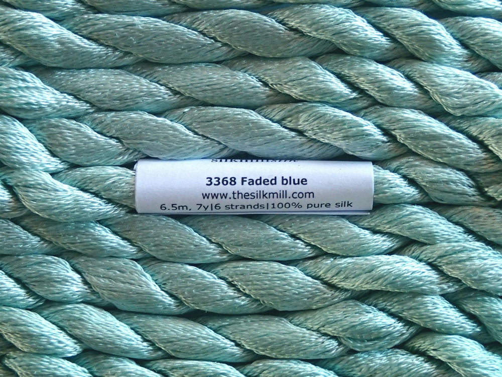 3368 Faded Blue