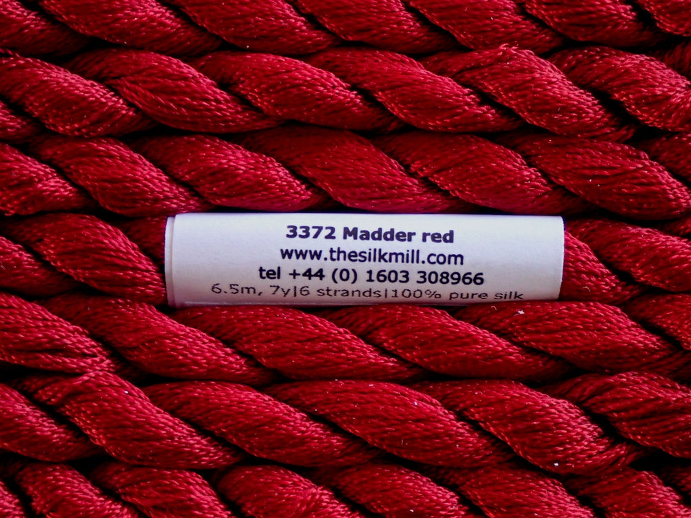 3372 Madder Red