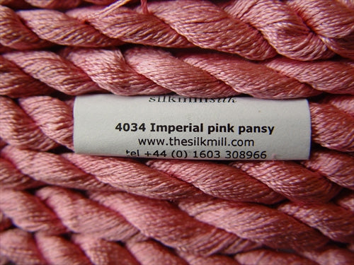 4034 Imperial Pink Pansy
