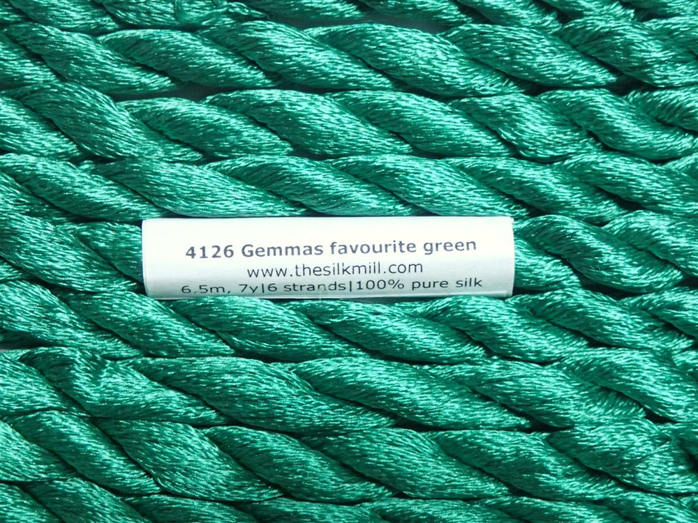 4126 Gemma's Favourite Green