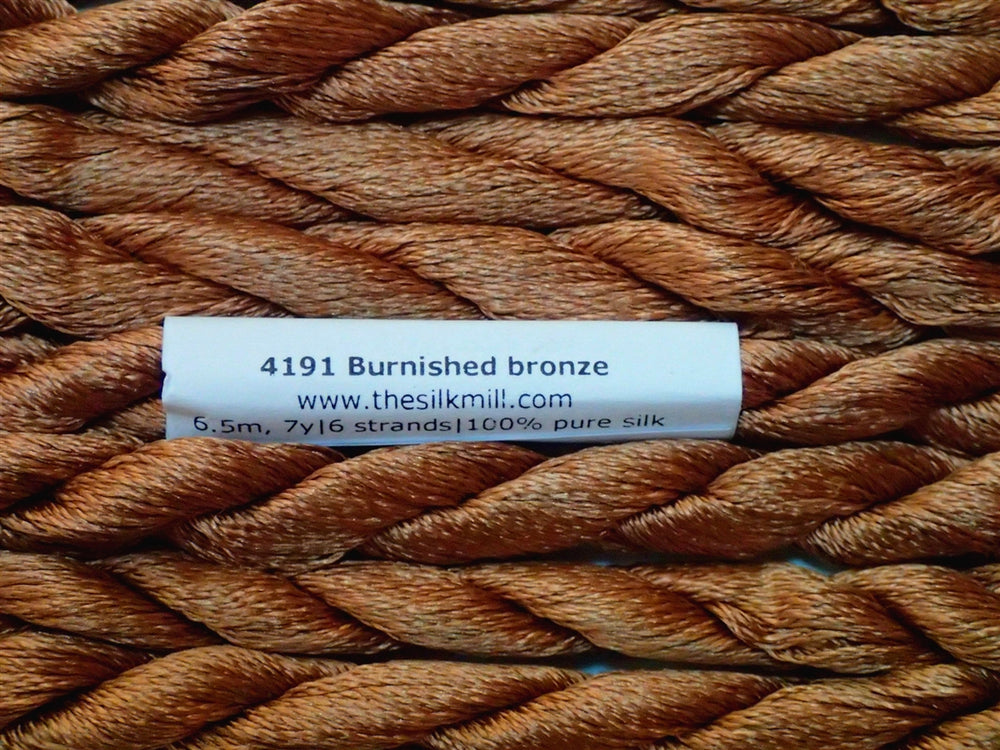 4191 Burnished Bronze
