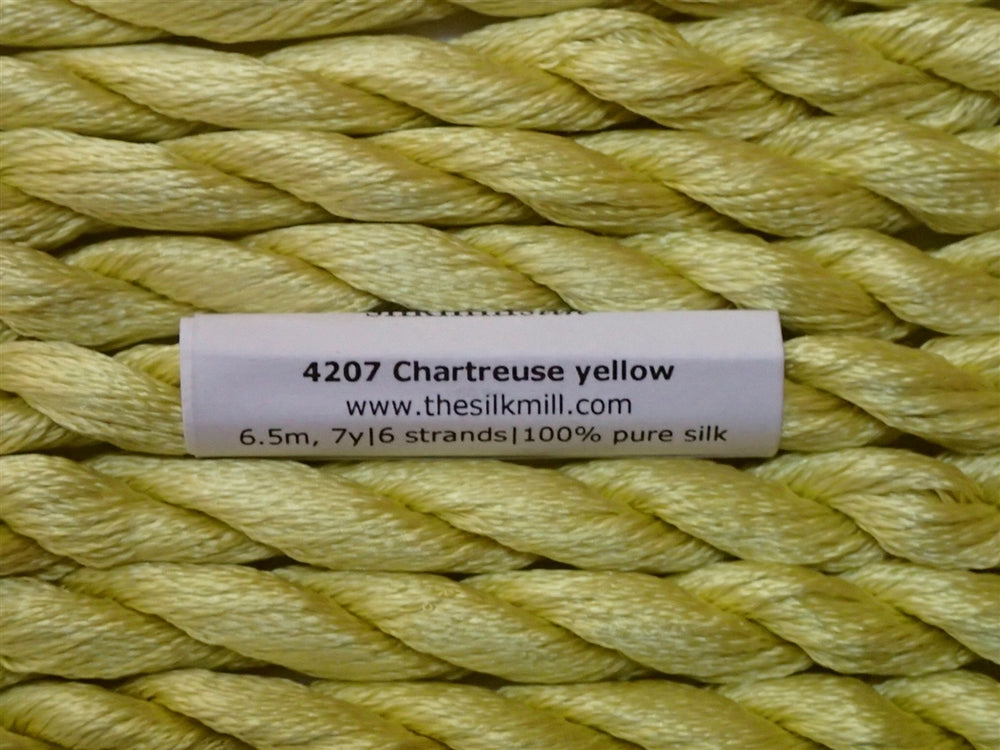 4207 Chatreuse Yellow