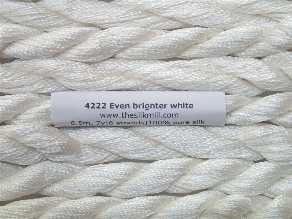 4222 Even Brighter White