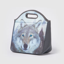 Into The Wild Lunch Bag - Blizzard Wolf