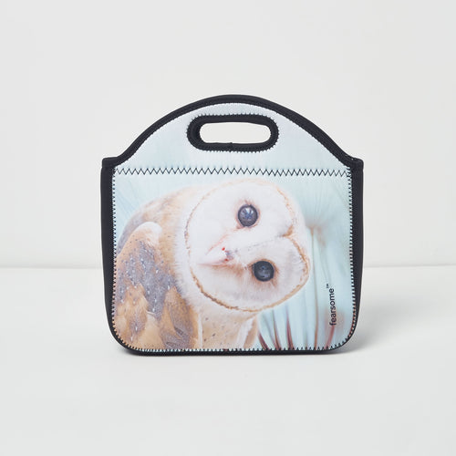 Into The Wild Lunch Bag - Curious Owl