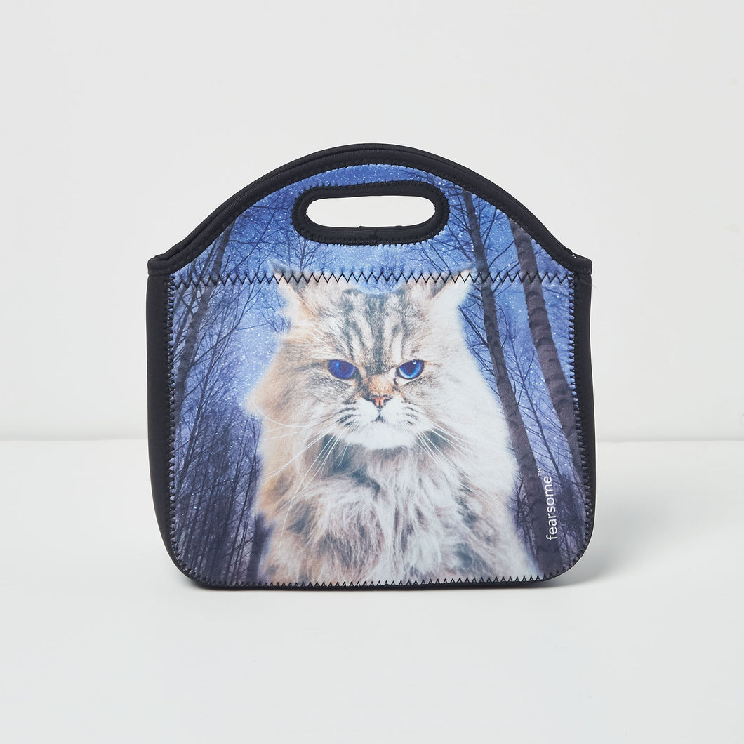 Into The Wild Lunch Bag - Galaxy Cat