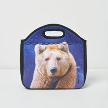 Into The Wild Lunch Bag - Grizzly