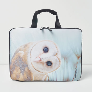 Jungle Laptop Bag - Curious Owl