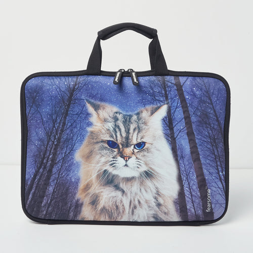 Jungle Laptop Bag - Galaxy Cat
