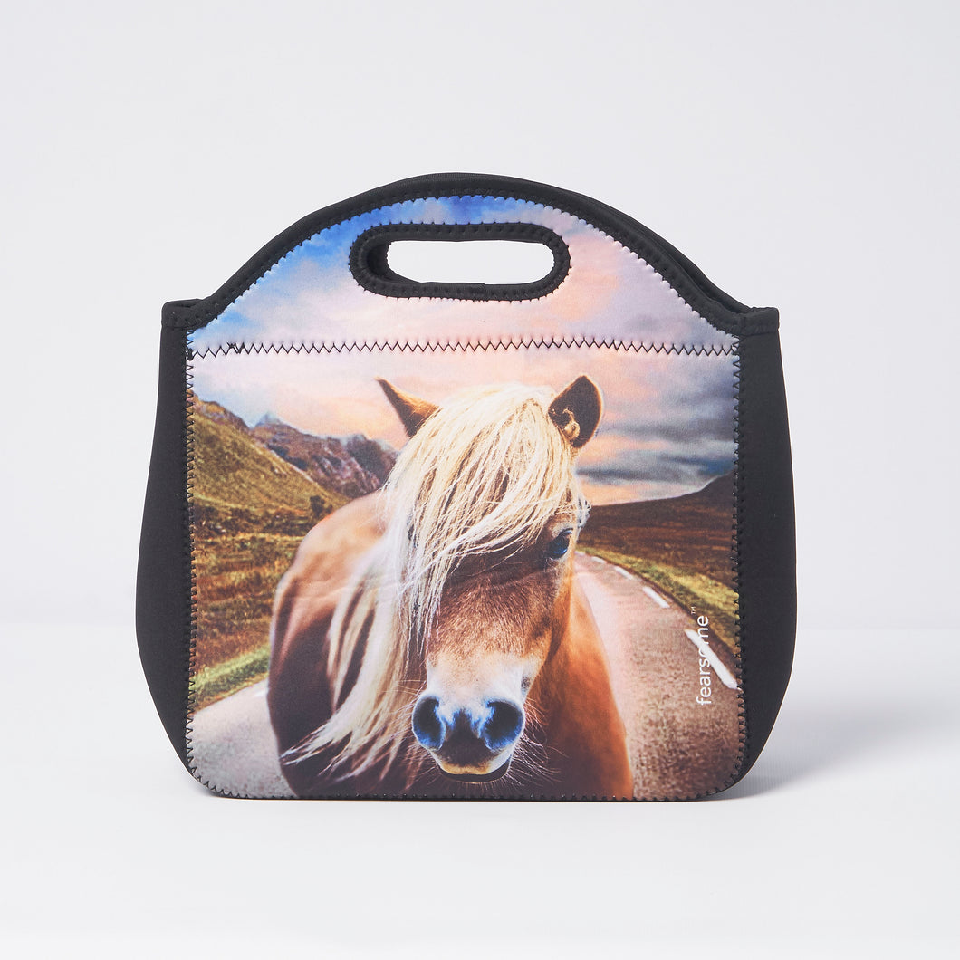 Into The Wild Lunch Bag - Horse