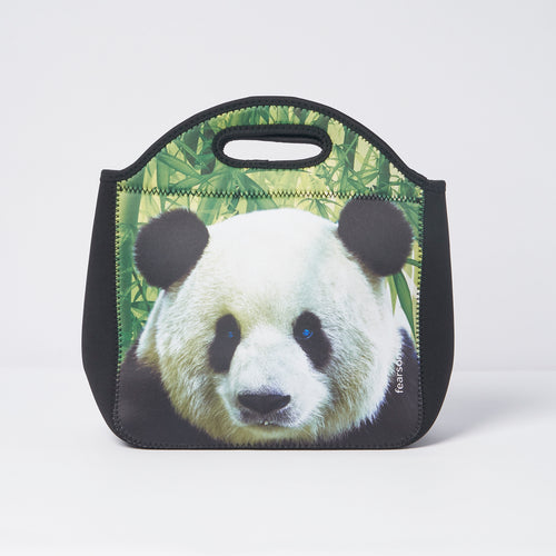 Into The Wild Lunch Bag - Panda