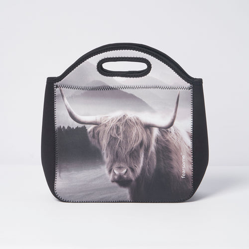 Into The Wild Lunch Bag - Long Horn
