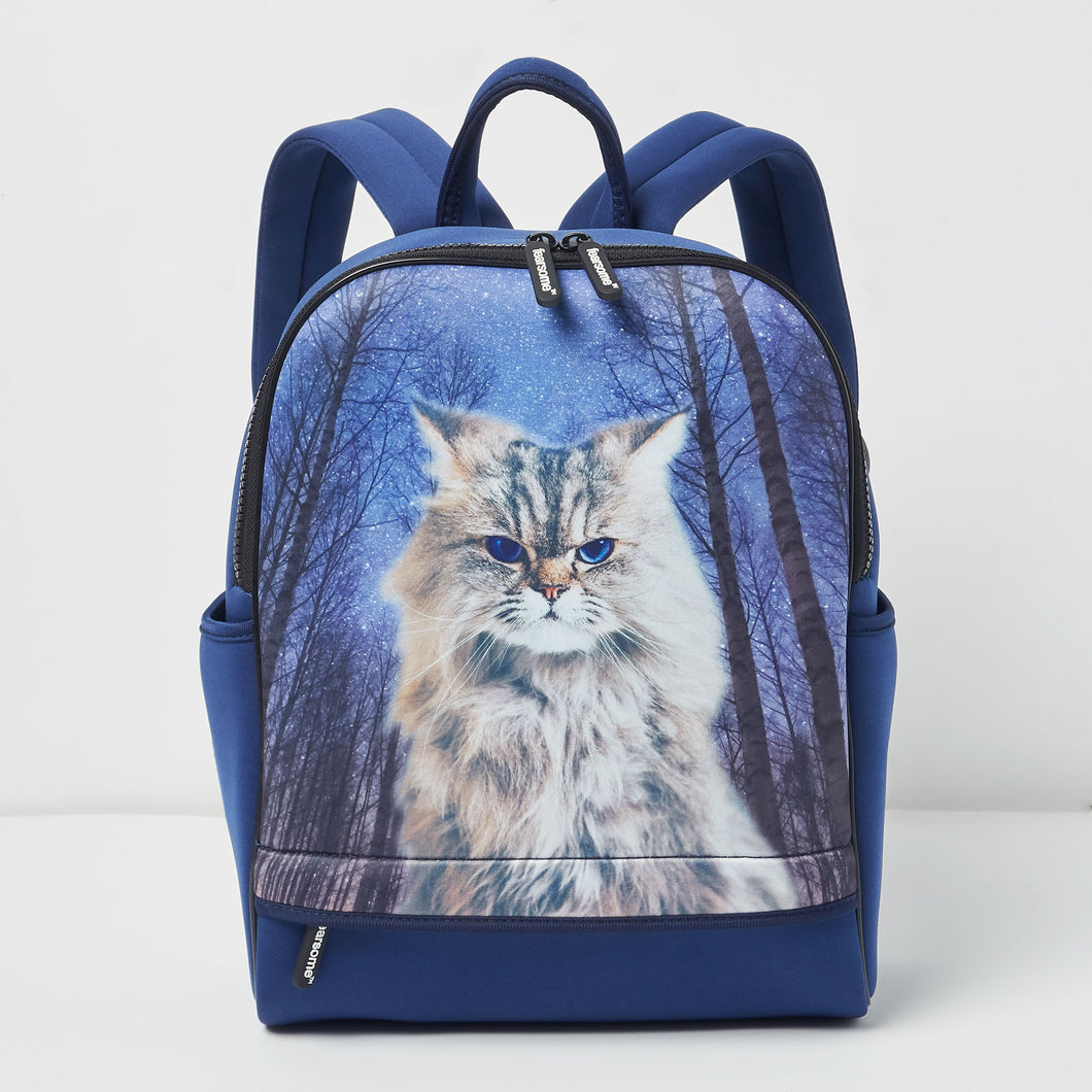 Wilderness Backpack - Galaxy Cat