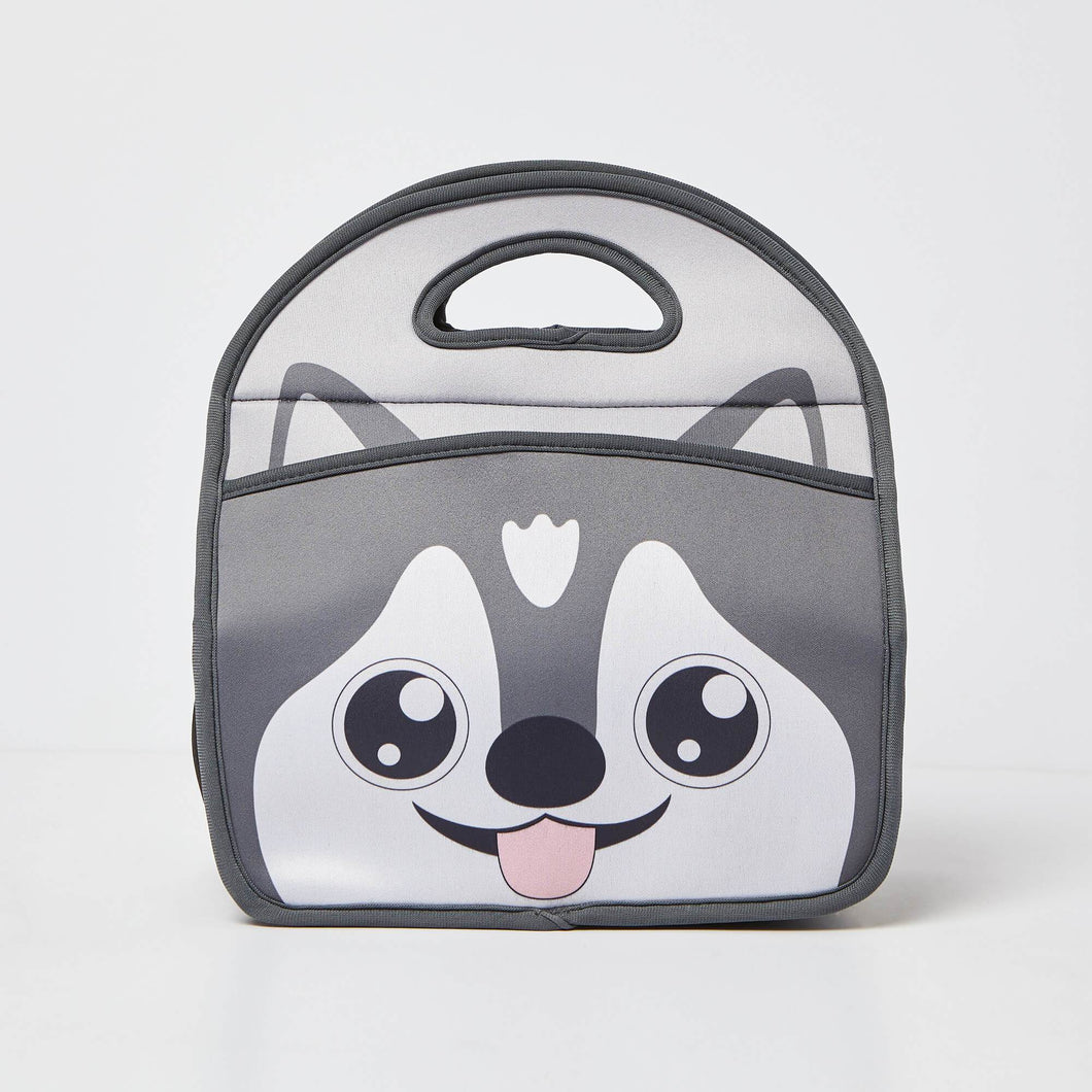 Animal Friends Lunch Bag - Husky