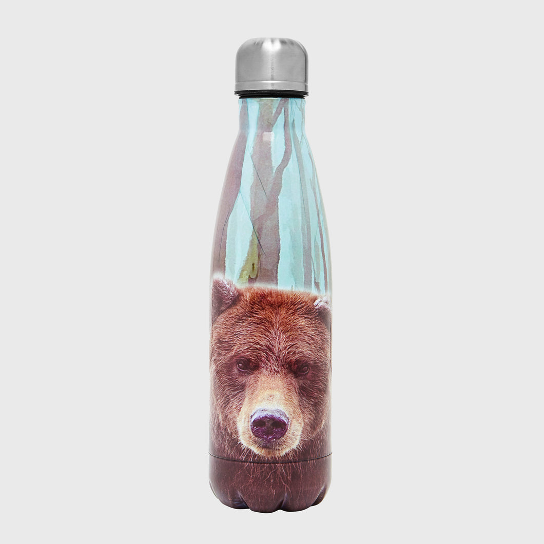 Into The Wild Bottle - Bear