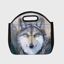 Into The Wild Lunch Bag - Wolf