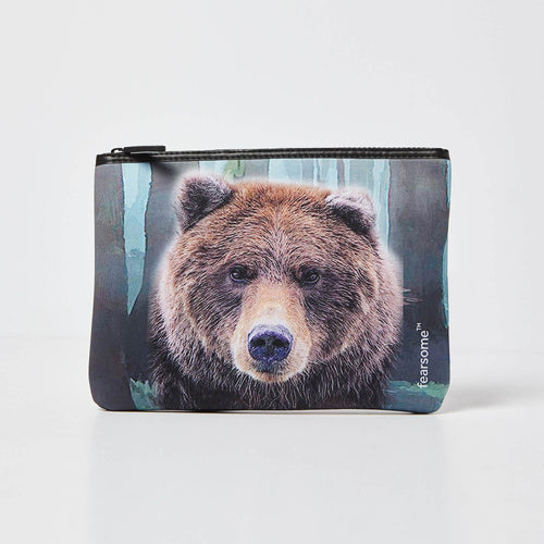 Into The Wild Pouch - Bear