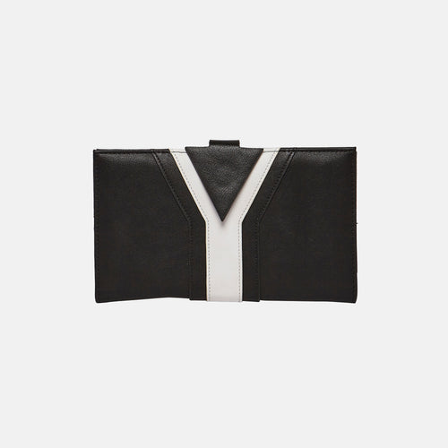 All Day Love Wallet - Black/Grey