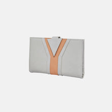 All Day Love Wallet - Grey/Pink - Urban Originals Australia