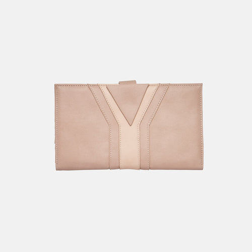 All Day Love Wallet - Nude/Pink