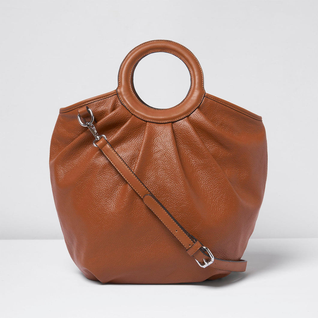 Vegan Leather Tote