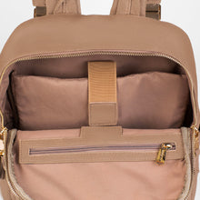 Bold Move Backpack - Taupe