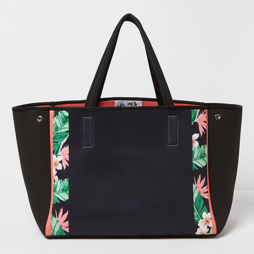 Flower Byron Bag - Black