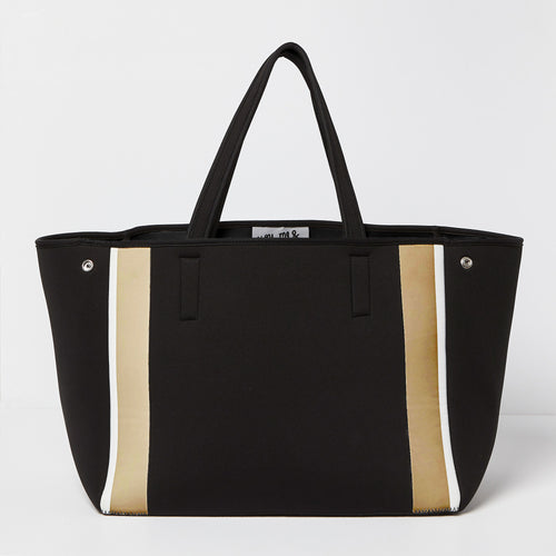Byron Bag - Black/Gold