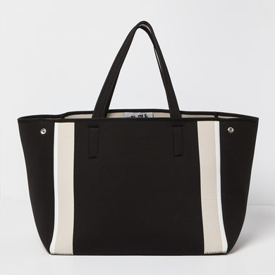 Byron Bag - Black/Nude