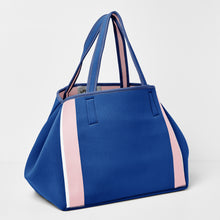Byron Bag - Blue/Pink