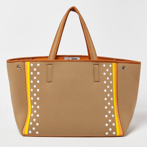 Retro Byron Bag - Camel