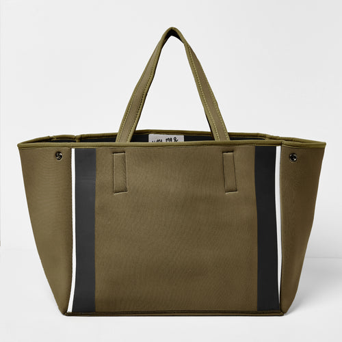 Byron Bag - Green/Black