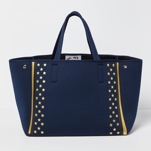 Retro Byron Bag - Navy