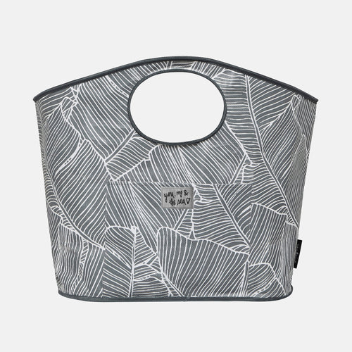 Carry All Bag Banana - Grey - Urban Originals Australia