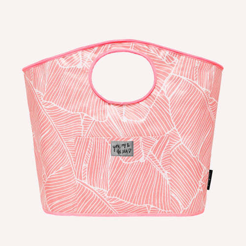 Carry All Bag Banana - Pink - Urban Originals Australia