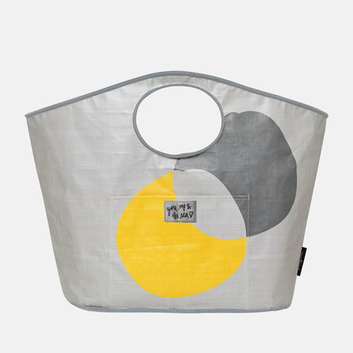 Carry All Bag Spot - Grey - Urban Originals Australia