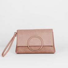 Custom Clutch - Rose Pink