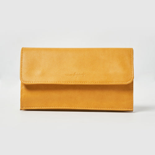 Dancer Wallet - Yellow