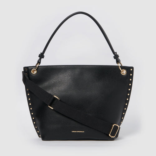 The Divine Tote by Urban Originals - Black