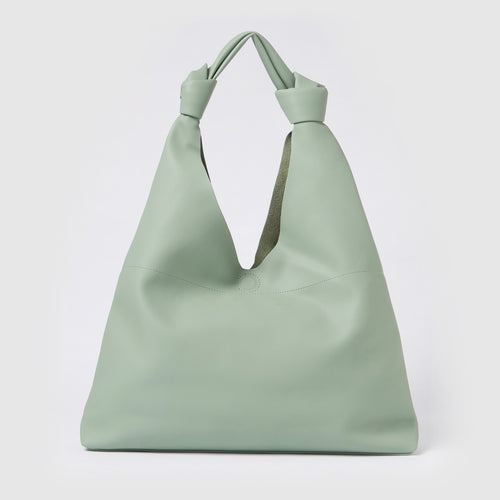 Double Knot Hobo - Green