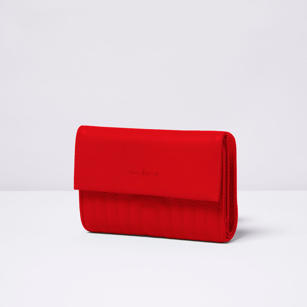 Embrace Wallet - Red