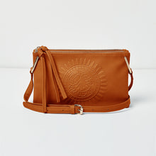 Flower Crossbody - Tan - Urban Originals Australia