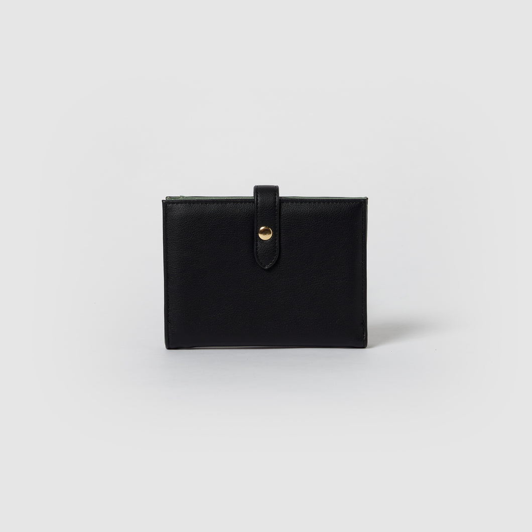 Happiness Wallet - Black