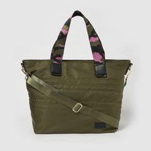 Hear The Music Tote - Green