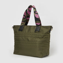 Hear The Music Tote by Urban Originals- Green