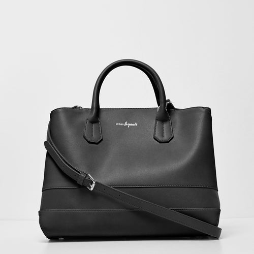 Style Scene Vegan Leather Tote Bag - (Various Colours) Urban Originals Real Cheap Price Free Shipping Latest VQ88W96
