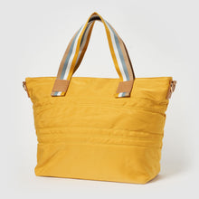 Hear The Music Tote - Yellow