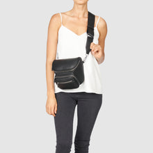 High Impact Crossbody bag - Black