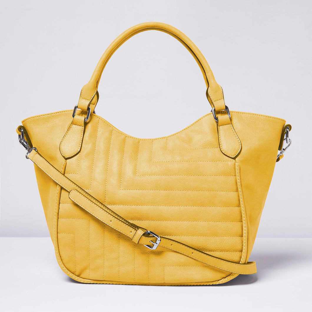 Iconic Tote - Yellow